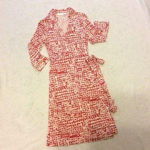 🌺 Diane Von Furstenberg Wrap Dress 🌺